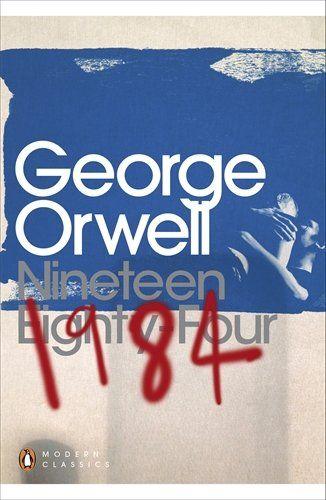 1984 Nineteen Eighty-Four (Penguin Modern Classics): Amazon.co.uk: George Orwell, Thomas Pynchon: 9780141187761: Books