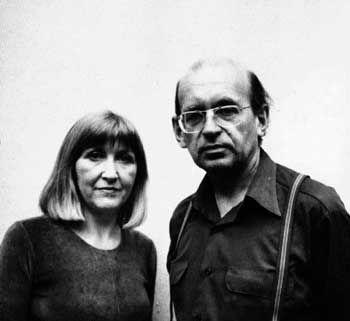 Hermanos Bernd y Hilla Becher