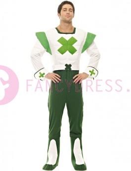 Road Safety Superheld kostuum
