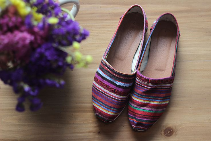 Aztec Pink | Handmade espadrilles by The Workshop | SS15 #7thought #boutiquecafe