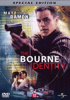 // Robert Ludlum - Bourne collectie // Jason Bourne wordt gered uit zee en lijdt aan geheugenverlies. Hij draagt enkel een rekeningnummer bij een Zwitserse bank bij zich. Er volgt een zoektocht waarbij hij wil ontdekken wie hij is en waarom zijn leven deze gevaarlijke wending genomen heeft. (Doug Liman, 2002)