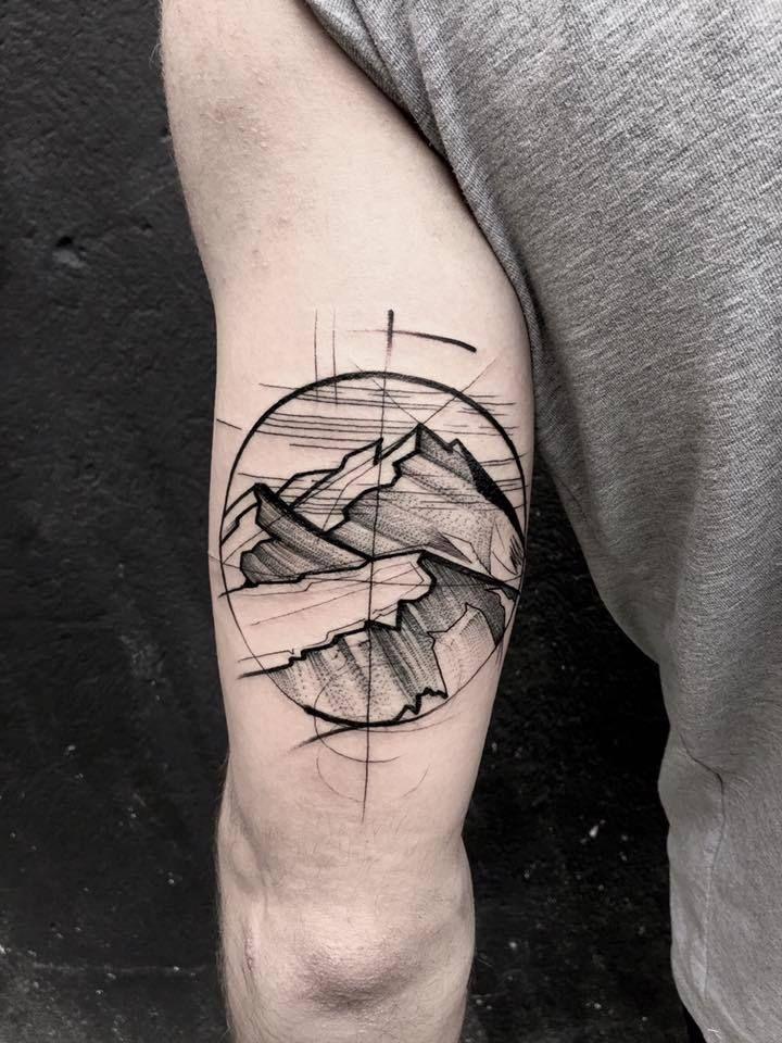 Beautiful Blackwork Tattoos By Frank Carrilho | Tattoo Art ...