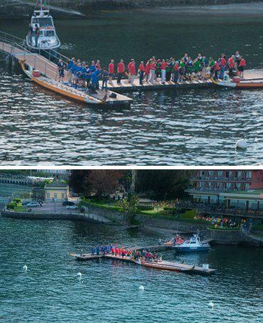 Dragon Boat Baveno, Lago Maggiore