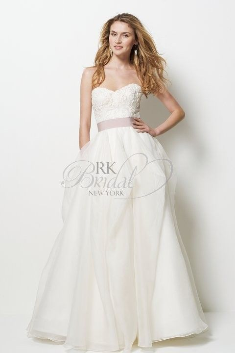 Watters Bridal Style 9075 Napa Dress Only