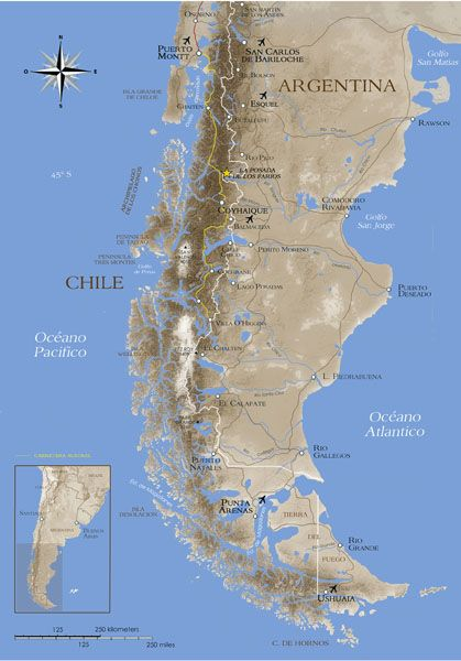 Best 99 Chile maps images on Pinterest Other