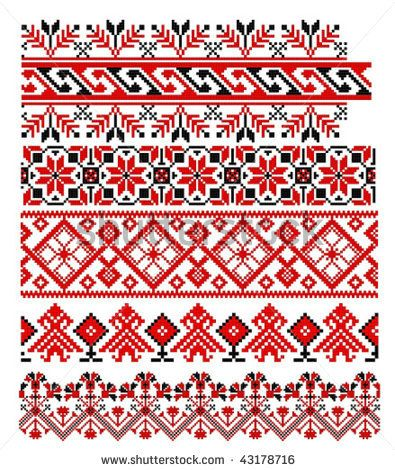 Romanian Traditional Folk Art Embroidery…