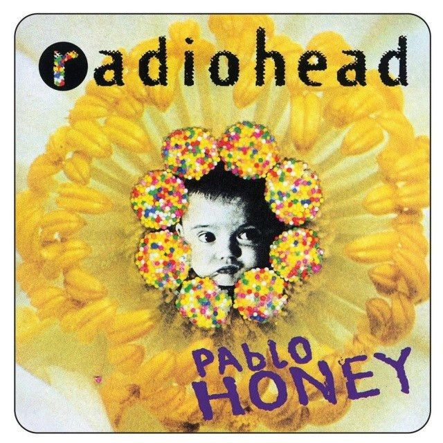 Radiohead- Pablo Honey [180g Vinyl Limited Edition]