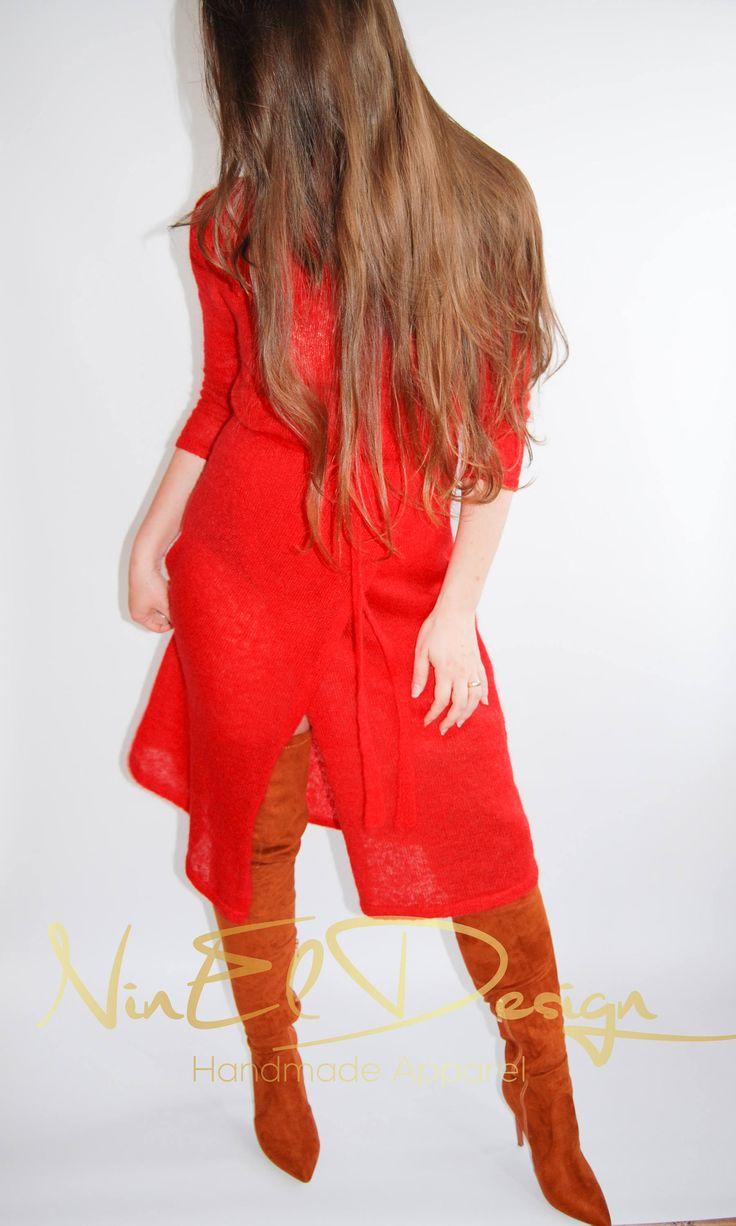 GORGEOUS Maxi Dress Knit dress Bohemian dress Maxi dress Fashion dress Clothing Crochet clothing Wedding dress Summer dress by NinElDesign on Etsy