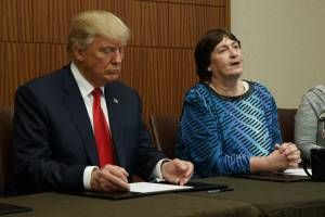 Donald Trump's pre-debate press conference featuring Bill Clinton's accusers is already blowing up in his face