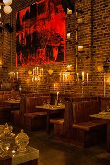 Sadelle's  The 10 Most Beautiful Restaurants in New York City via @PureWow