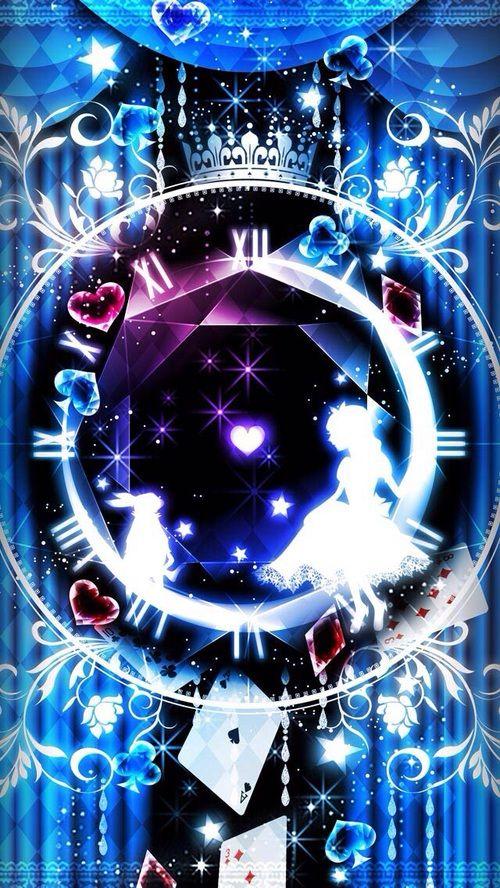 alice in wonderland, alice liddell, and anime image