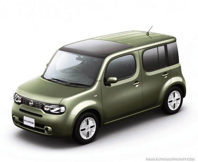 Nissan Cube 2020 Nissan Cube Fuel Economy