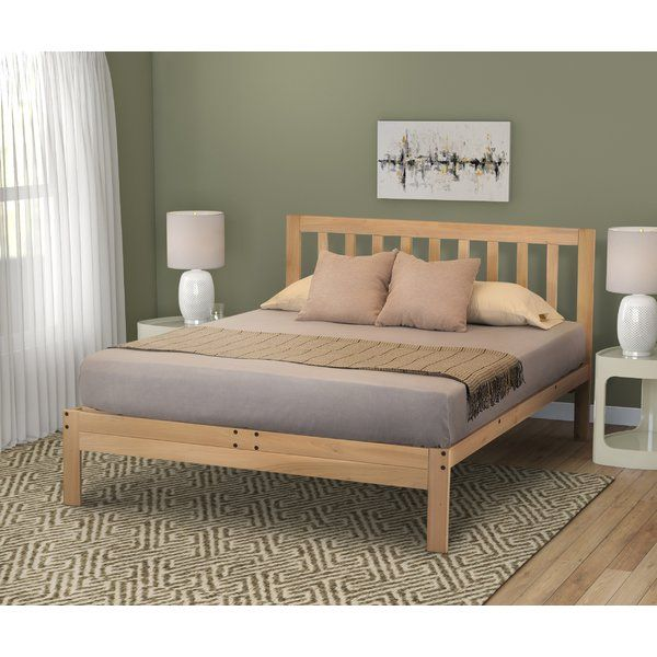 Warner Platform Bed Platform Bed Wood Platform Bed Bed