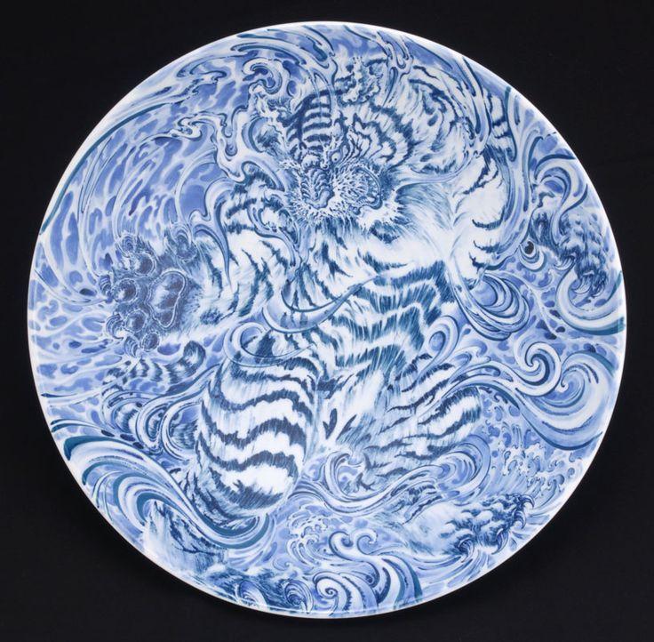 葉山有樹 #porcelain