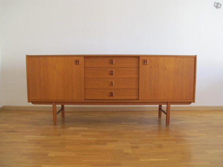1950s teak side board