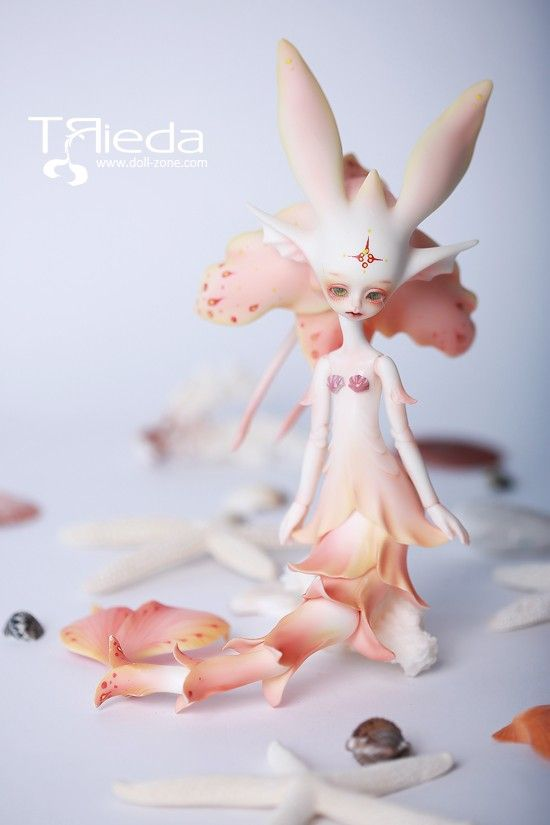 Trieda, 35cm Doll Zone Sepcial Doll - BJD Dolls, Accessories - Alice's Collections