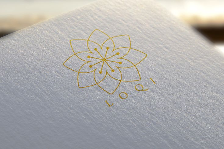 Loqi Acupuncture Logo Design & Branding by Elitivia | Creative Agency - Launceston Tasmania