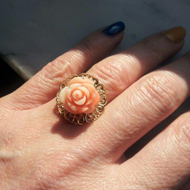 Modello Nanni...#rings#accessori#bijoux#bigiotteria#handmade#outfit#love#flowers#style#designer#madeinitaly#