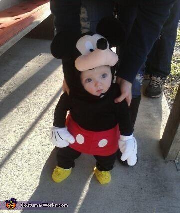 Disney's Mickey Mouse - Halloween Costume Contest via @costumeworks