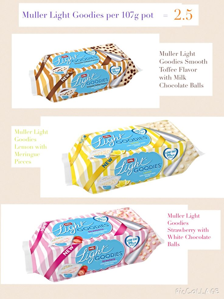 Muller Light Goodies