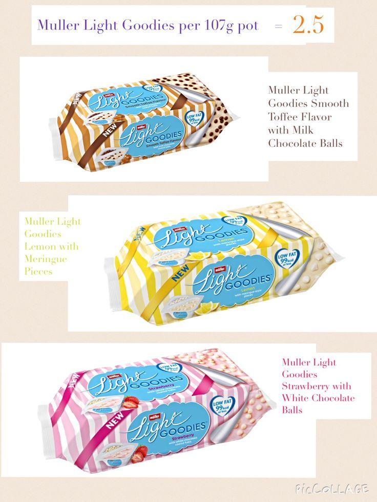 Muller Light Goodies