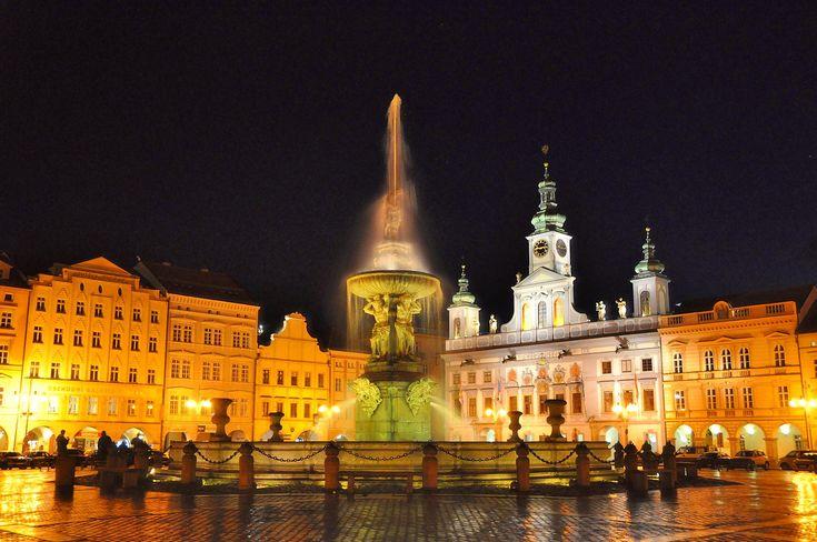 Budweis / České Budějovice…