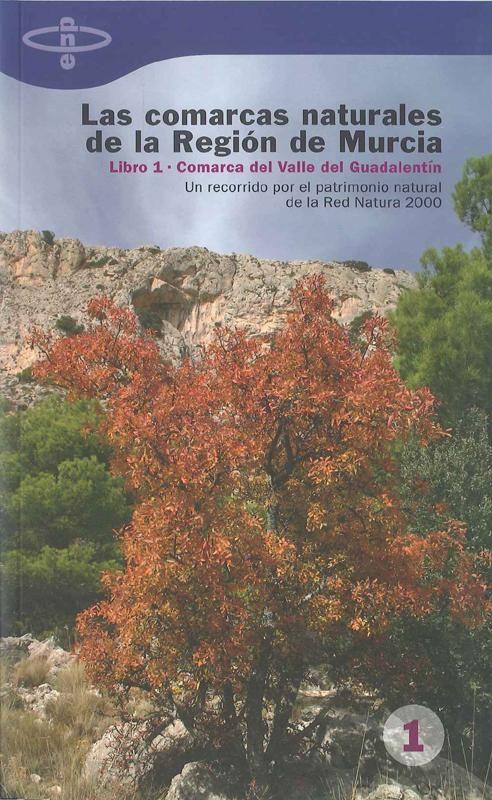 NºTít..: 625963. -    El Valle del Río Guadalentín / [autores, Manuel Águila Guillén, Lázaro Giménez Martínez ; autores de las rutas Juan José Vilar Abellaneda, Javier Ramírez Melgarejo, Lázaro Giménez Martínez].-- Murcia : Natursport, D.L. 2008. --239 p. -- (Las comarcas naturales de la Región de Murcia: Un recorrido...; L. 1).-- TEXTO COMPLETO: http://www.murcianatural.carm.es/c/document_library/get_file?uuid=30288af6-1b15-4f00-83e4-dd9d4df09989&groupId=14
