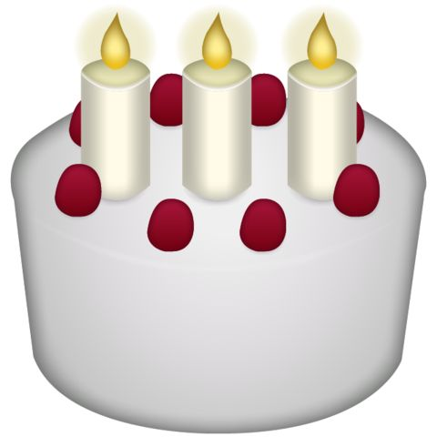 Birthday Cake Clipart Clipart