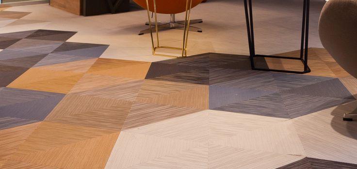 Fitnice Chroma Woven Vinyl Floor Coverings