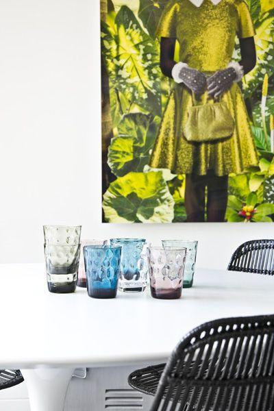 Drikke glass fra HKliving får du hos home2home.no