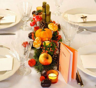 Ma boutique d co table d coration de table automne - Boutique deco cuisine ...