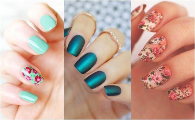 Pomysłowy manicure z Waszymi propozycjami #paznokcie #kobieta #wzorki #manicure