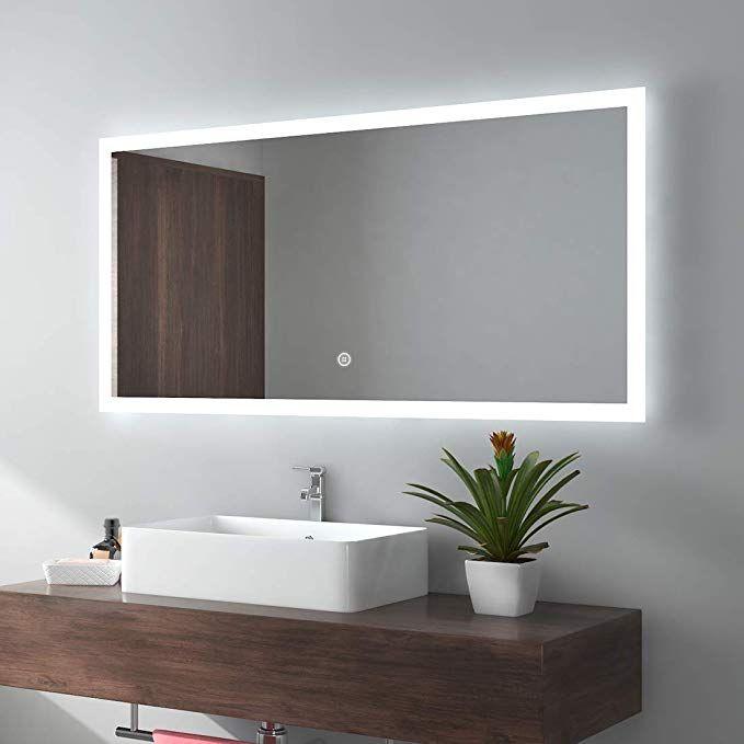 5 Bathroom Mirror Ideas For A Double Vanity Mirror Wall Bathroom Bathroom Vanity Designs Large Bathroom Mirrors