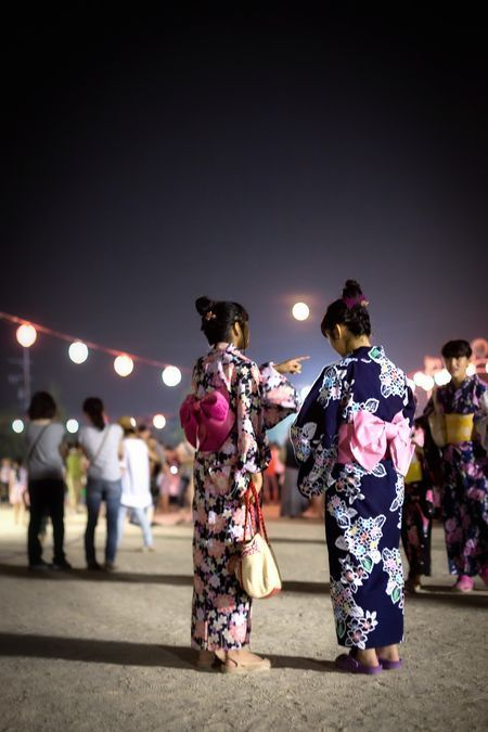 Girls in Yukata Photo by Geoffrey G. � National Geographic Your Shot