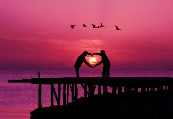 how romantic :)