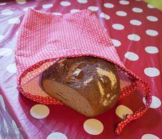 mein Brotbeutel, selbstgenäht, inkl. Näh-Anleitung