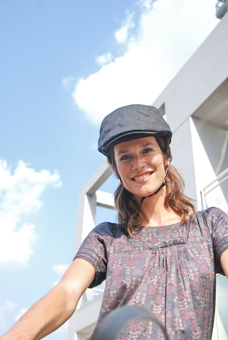 Carambar - Casquen Ville casco para bicicleta urbana #avantum http://www.avantum.info/casco