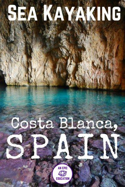 Sea Kayaking in Spain with Siesta Advisor — Javea, Costa Blanca