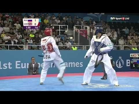 Today was an action packed day for Team GB athletes out in Baku. Olympic Champion Jade Jones added the European Games title to her name. London 2012 Olympian Kat Driscoll qualified for the individual trampoline finals. Whilst Ed Ling narrowly missed out on a Bronze medal in Men's Trap.
