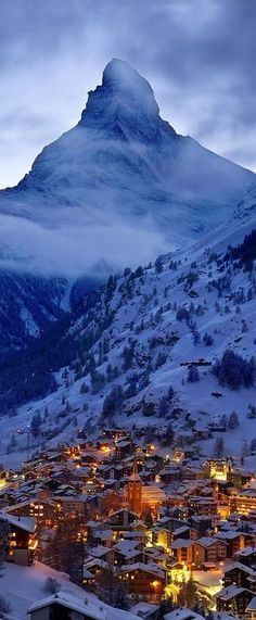 The Matterhorn, Switzerland