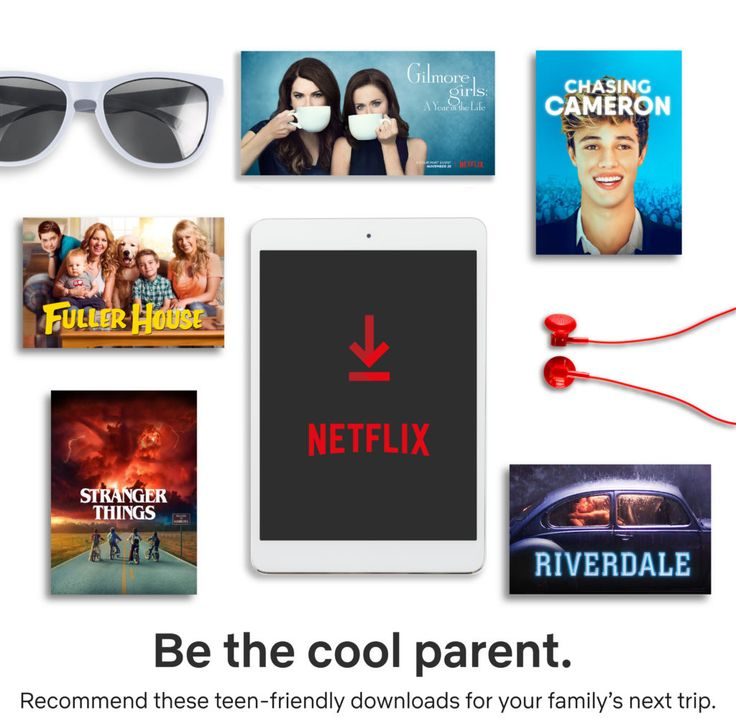 Netflix Packing Essentials for Family - MomLess Mom
