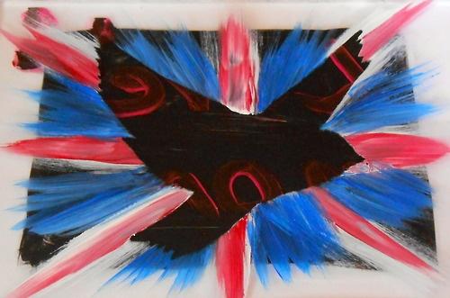 PeaceBomb UK Miaaw.com  #peace #peaceBomb #art #uk