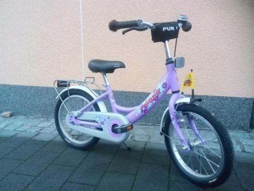 PUKY 16 Zoll Fahrrad neuwertig...nur Abholung in Werne