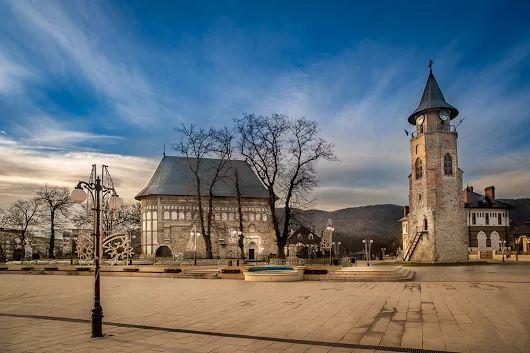 Royal Court, Piatra Neamt, Romania