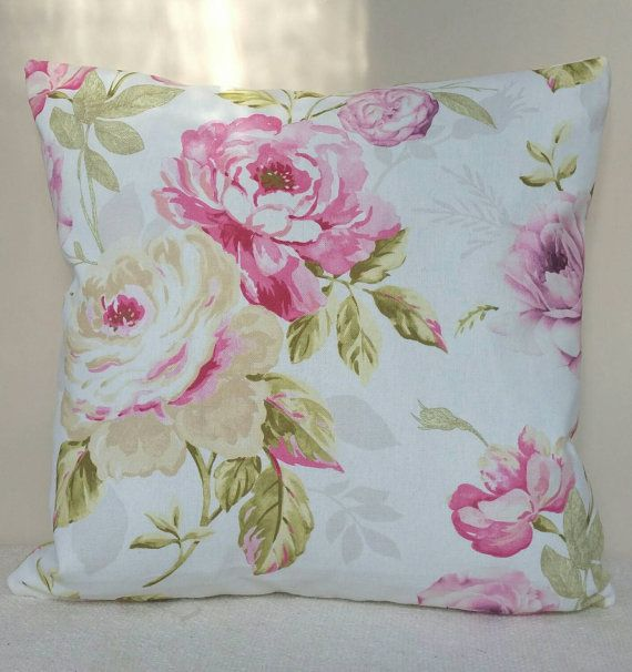 Check out this item in my Etsy shop https://www.etsy.com/listing/230095515/pink-floral-cushion-45x45cm