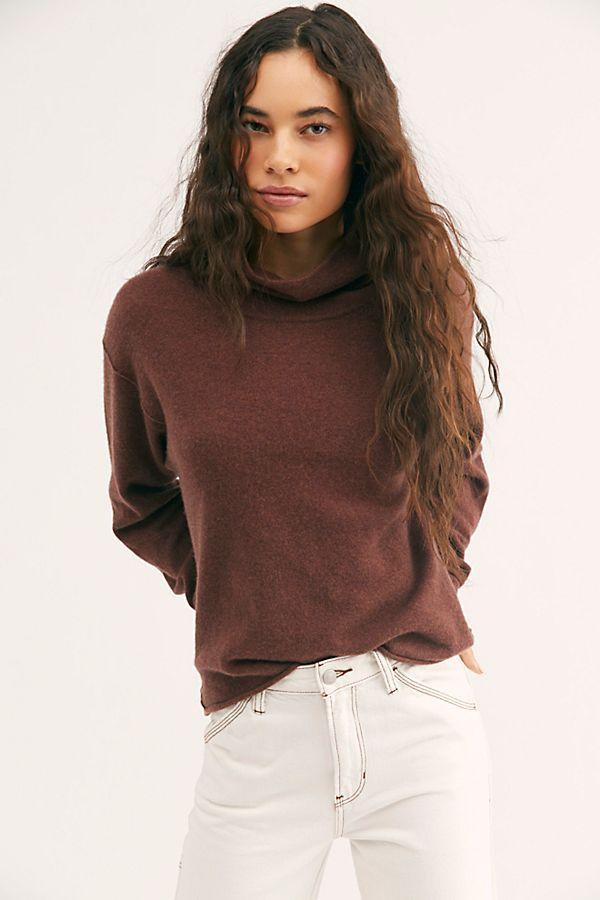 cef0c3840 Cozy Cashmere Turtleneck Sweater