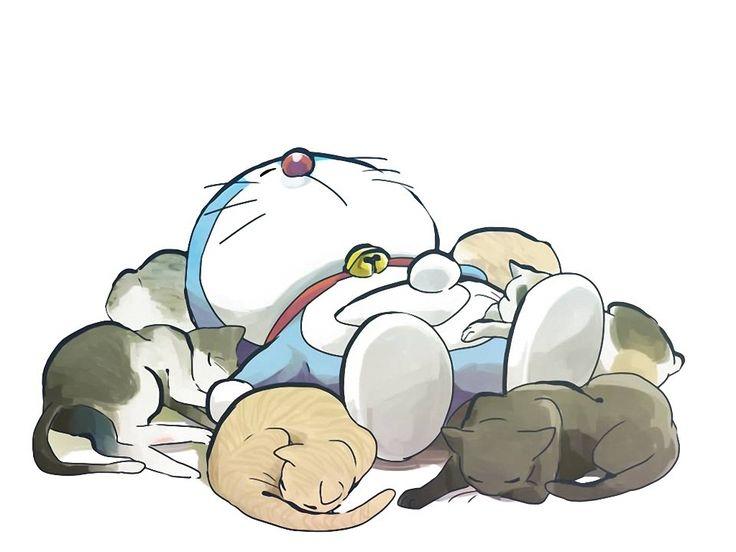 Cartoon & Co - Doraemon