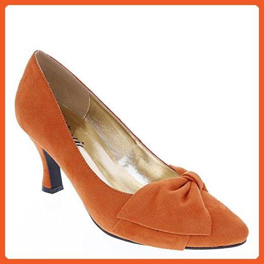 Bellini Charm Women's Pump 11 C/D US Orange - Pumps for women (*Amazon Partner-Link)