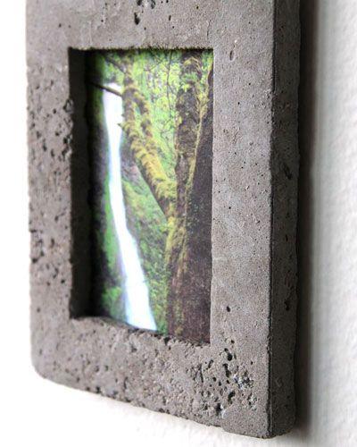9 idéer för att gjuta fina saker i betong – som dekoration till både hem och trädgård.