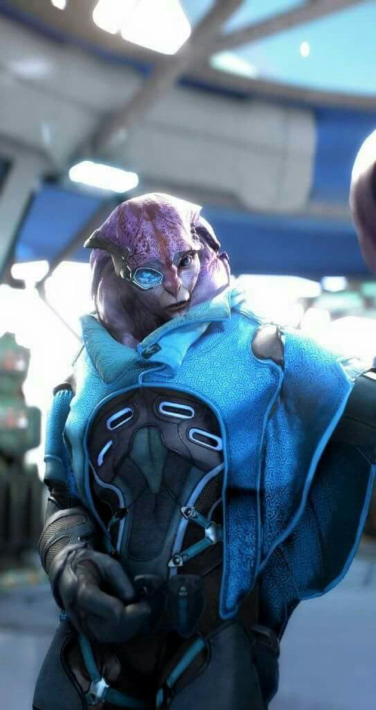 Jaal, Mass Effect Andromeda